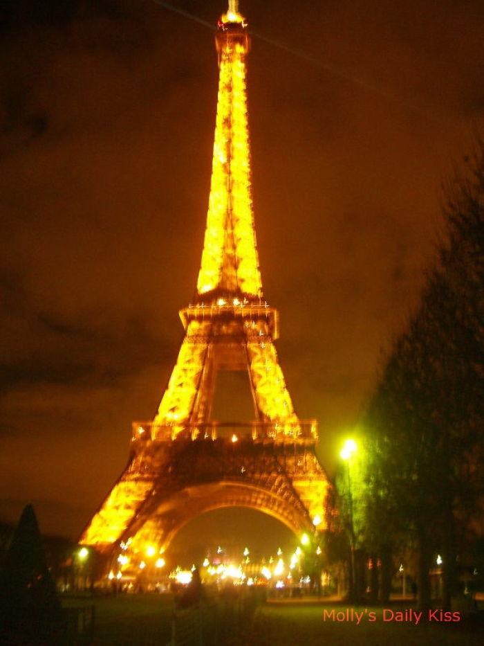 Paris (Part 3) The Eiffel Tower