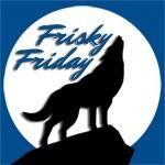 Frisky Friday Badge