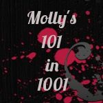 Molly's 101 in 1001 badge