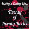 Molly's 20 of 2012 Awards badge