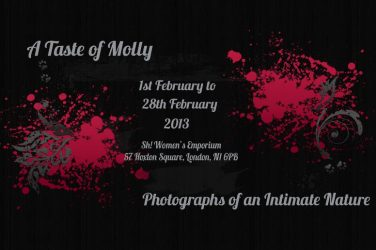 Poster for Photography exhibtion