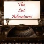 The List Adventures 101 badge