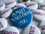 2013 Smut Marathon Badge