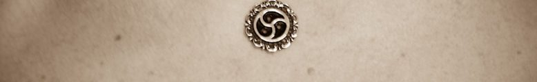 triskelion pendant