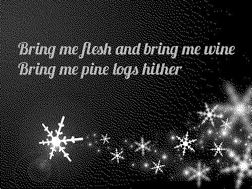 Bring me flesh lyrics
