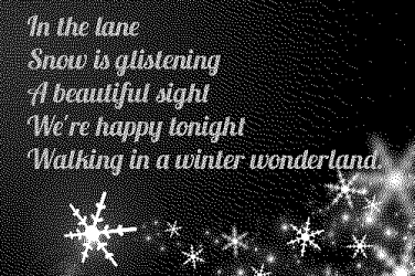 Winter Wonderland Lyrics