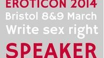 Eroticon Speaker Badge 2014