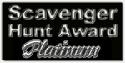 Scavenger Hunt badge