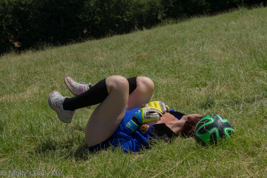 topless football