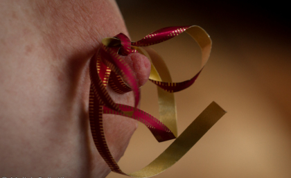 R is for ribbon…