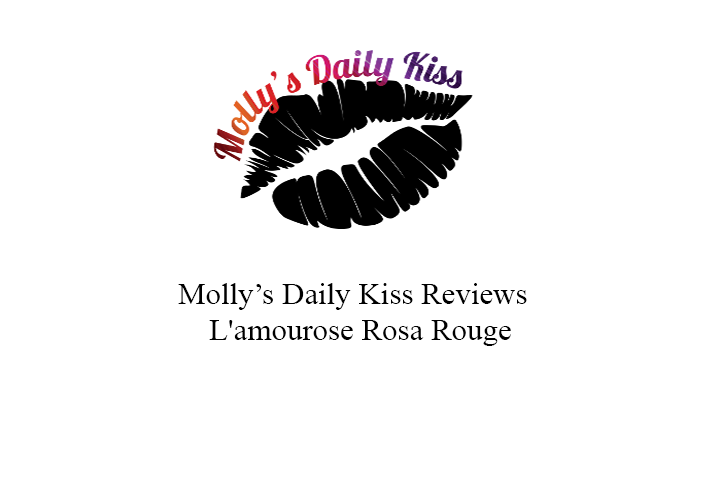 L'amourose Rosa Rouge Review spalsh page