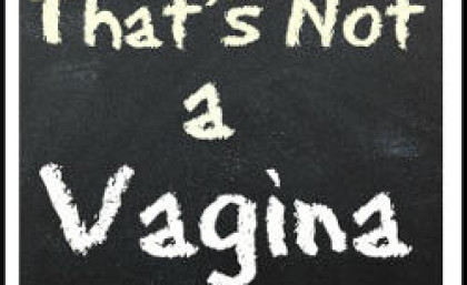 That's Not a Vagina – Guest Post