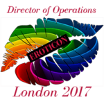 Direct of Operations eroticon badge