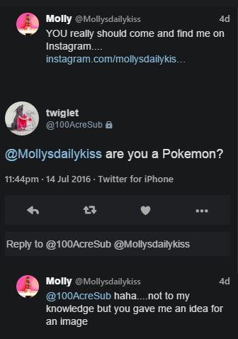 Screen grab from twitter pokemon go