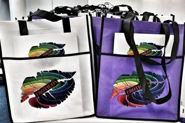 Eroticon goody bags achievement