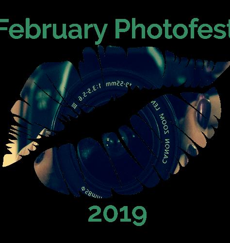 2019 February Photofest Badge Mollys Daily Kiss