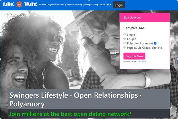 Why women swing header image of swing town website