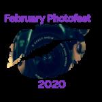 february Photofest badge 2020
