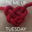 Tie me up tuesday blog badge