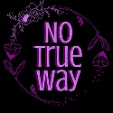 No true way blog badge
