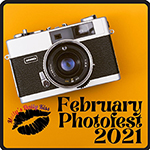 February Photofest badge 2021