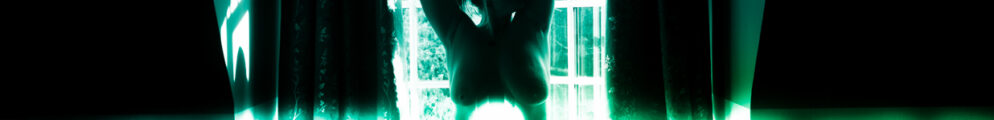 green light bursting out of molly's tummy for post about surrealism called elements