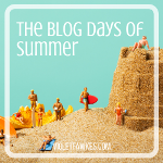 The Blog days of summer badge