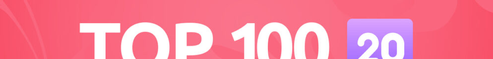 Top 100 Sex Blogs 2021 banner image sponsored by Chaturbate